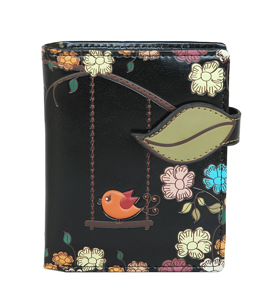 Birdie Shagwear Young Ladies Wallet Large Purse Various colors and designs