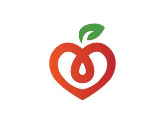 apple inside d logo heart pinterest logos and galleries rh pinterest com health logistics inc health logos ideas
