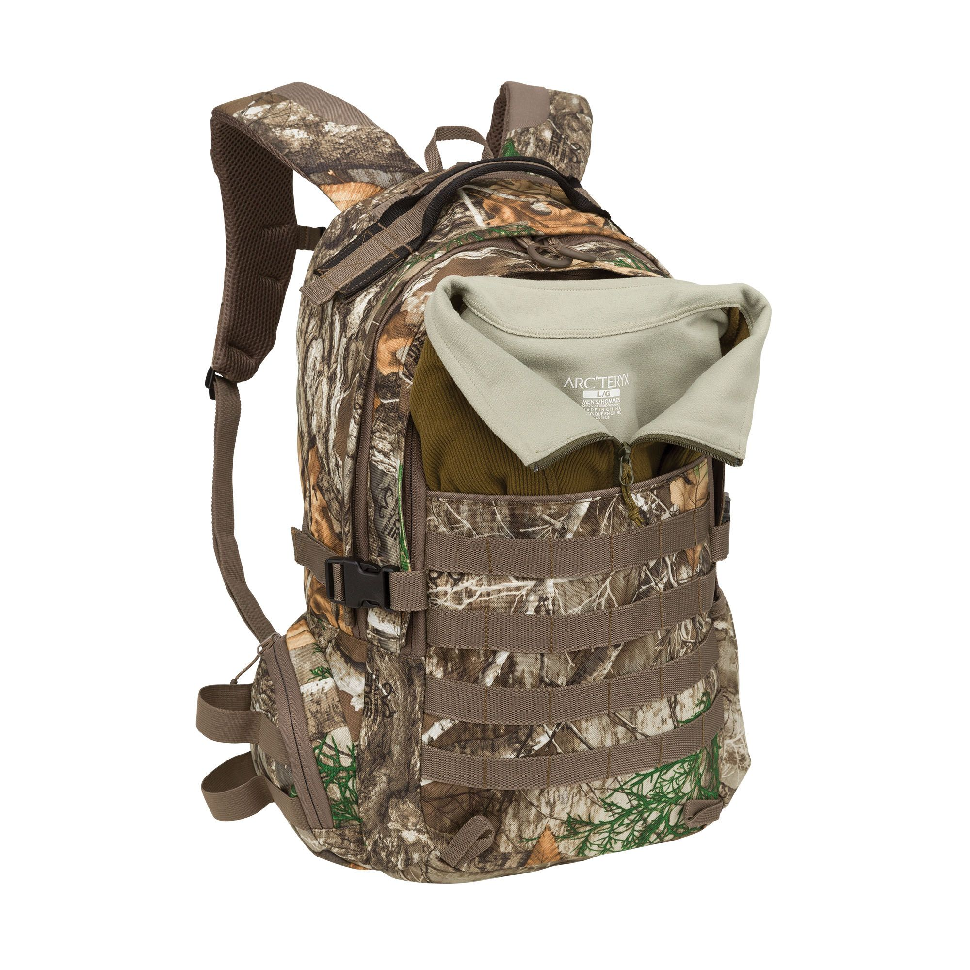Fieldline Pro Series Prey Hunting Backpack Realtree Edge