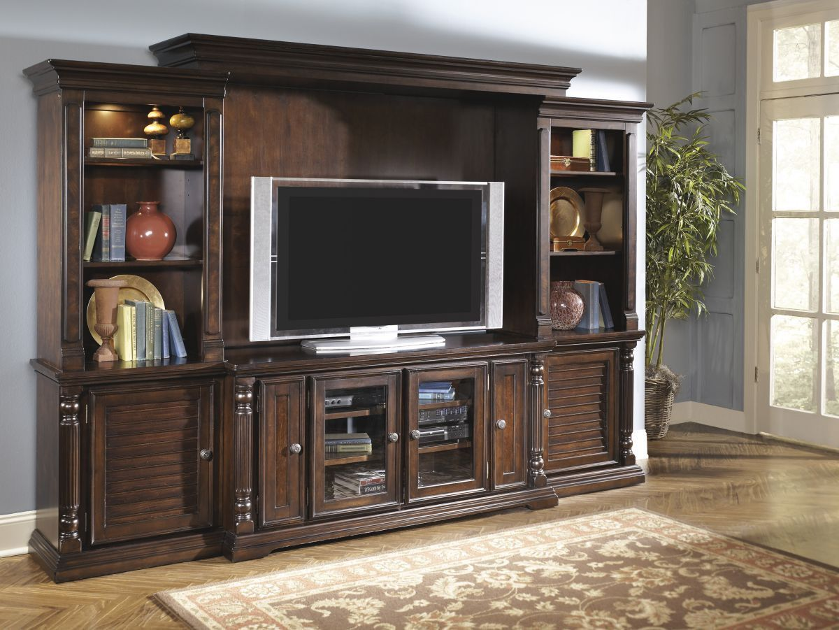 Key Town 4 Piece Entertainment Center Products