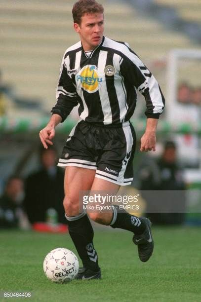 Oliver Bierhoff Udinese Football Photo Sporty