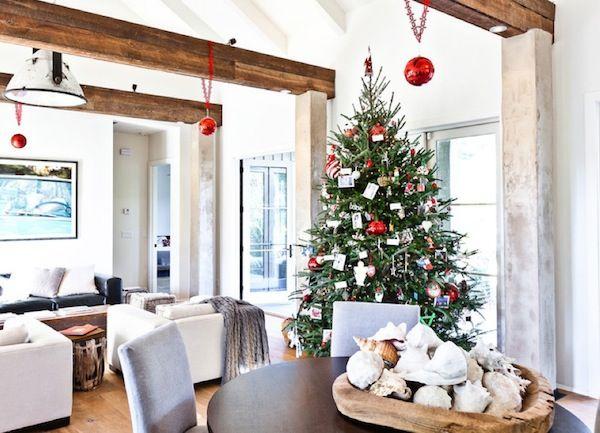 Modern Rustic Christmas Decorations