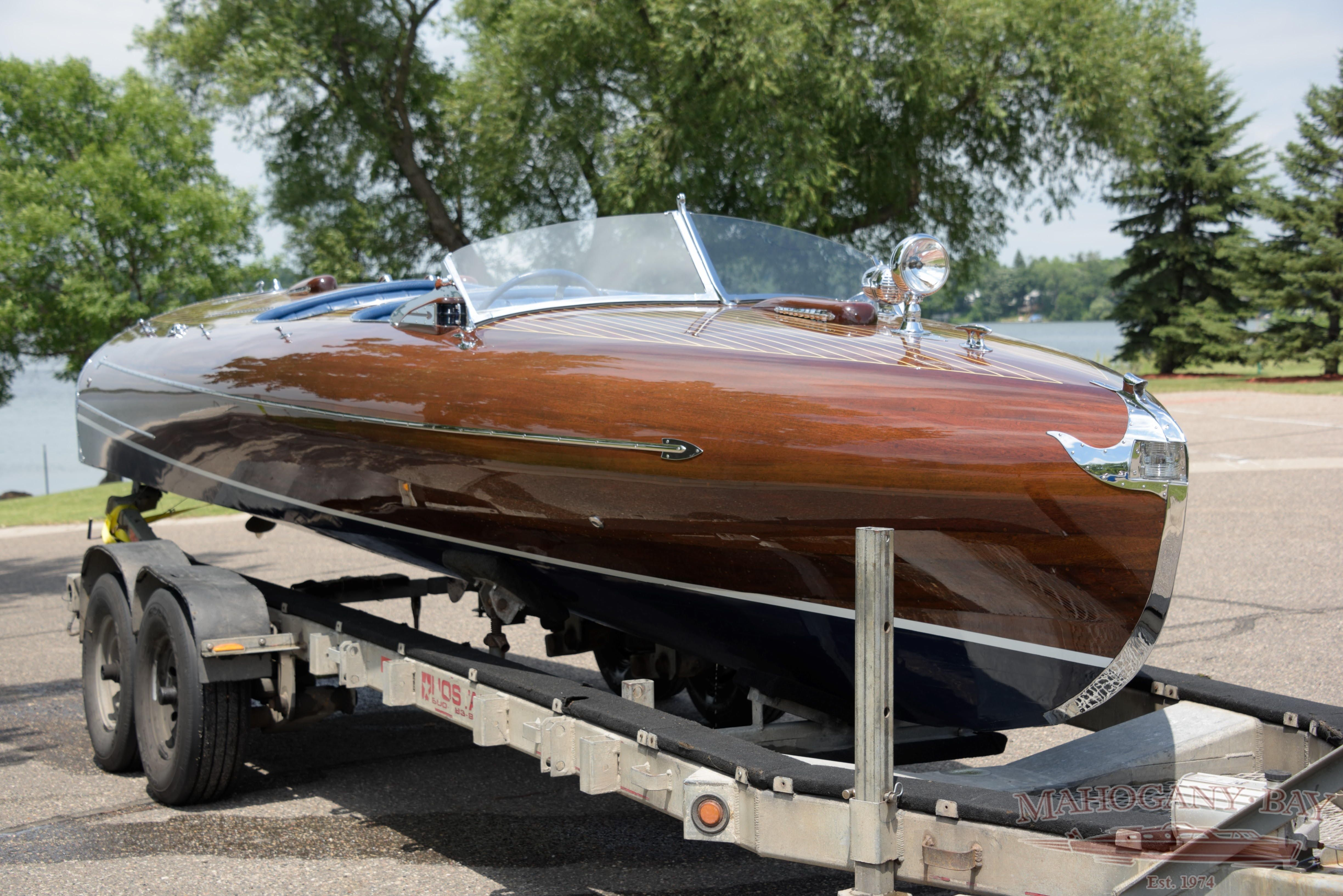 1939 24 Greavette Streamliner With Images Classic Boats