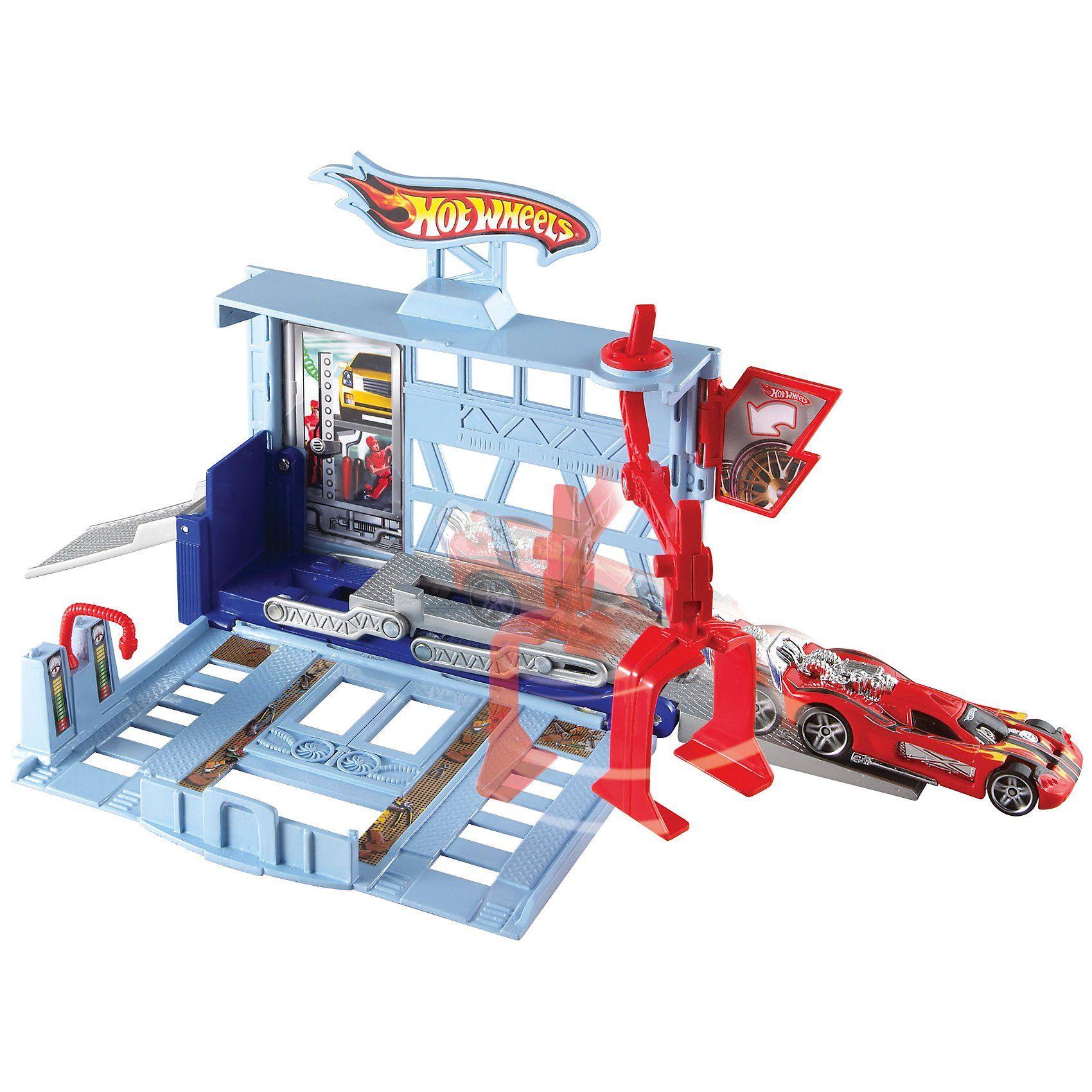 Hot Wheels Garage 7642