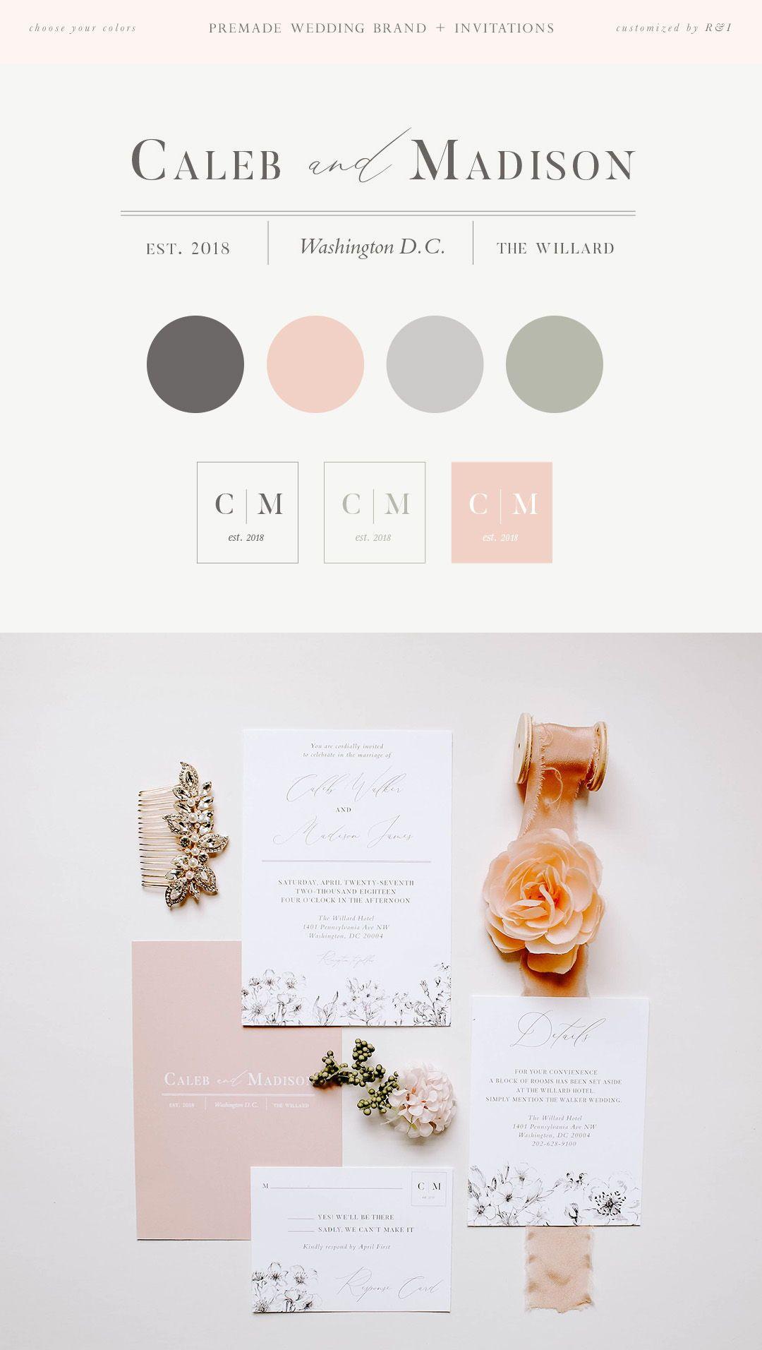 Baixe Emblemas Do Casamento Ornamentais Gratuitamente Logotipo
