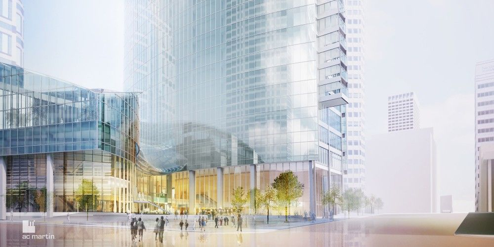 The West Coast's Tallest: Wilshire Grand / AC Martin Partners