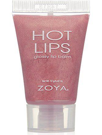 Zoya Lip Gloss Luck 0 42 Ounce Zoya Glossier Lip Balm Lip