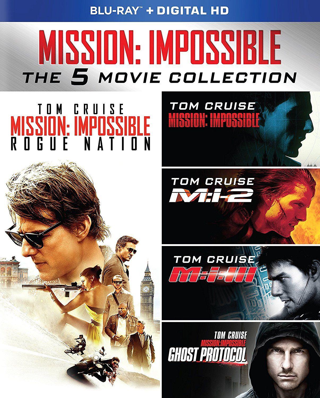 Bildresultat för mission impossible Film