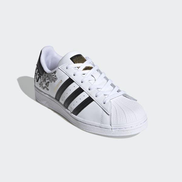 Motore Quadrante Testardo  adidas Superstar Shoes - White | adidas US in 2020 | Adidas superstar shoes  white, Superstars shoes, Adidas shoes superstar