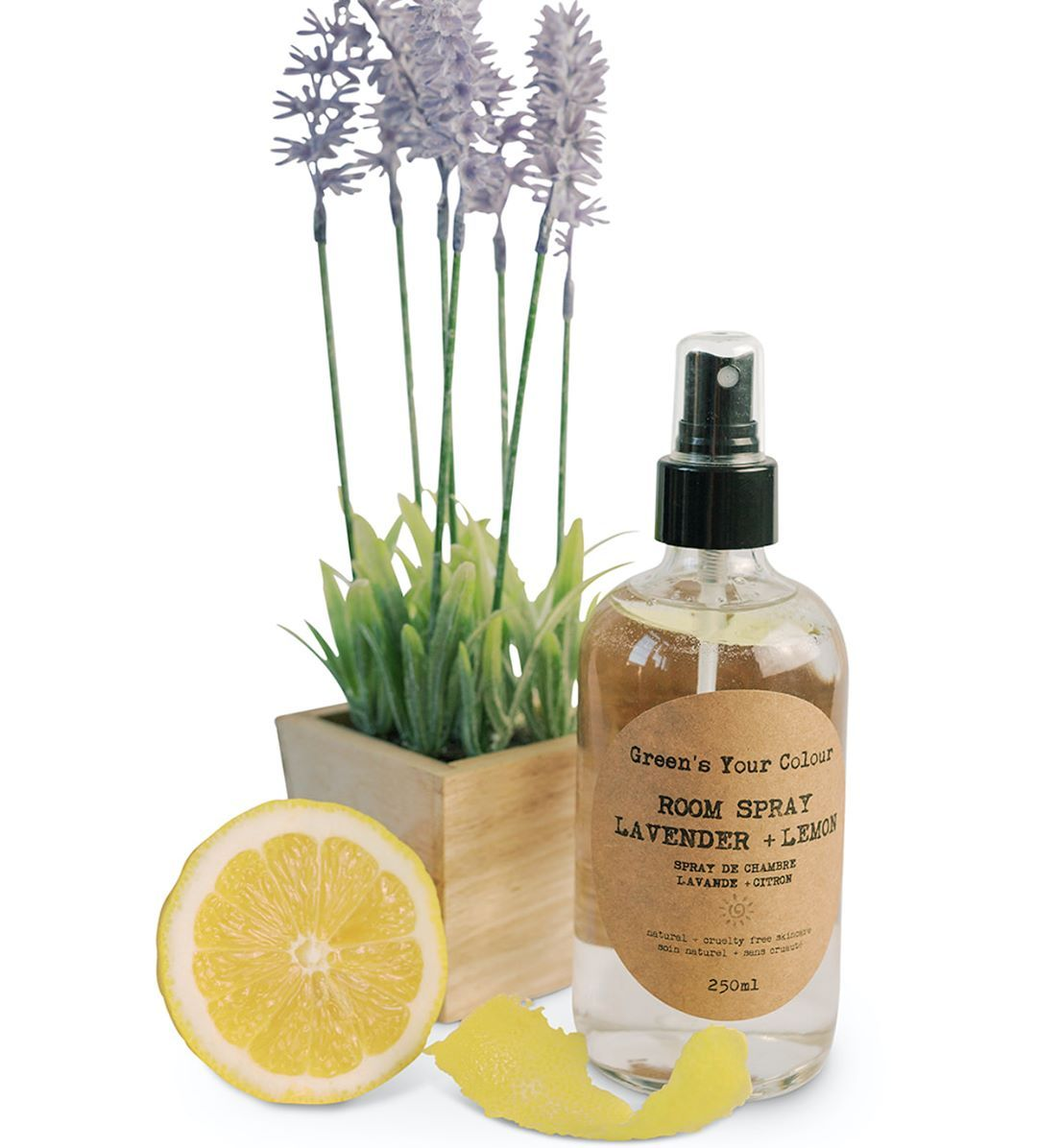 Scent your home, office, linens, gym/sports bags naturally