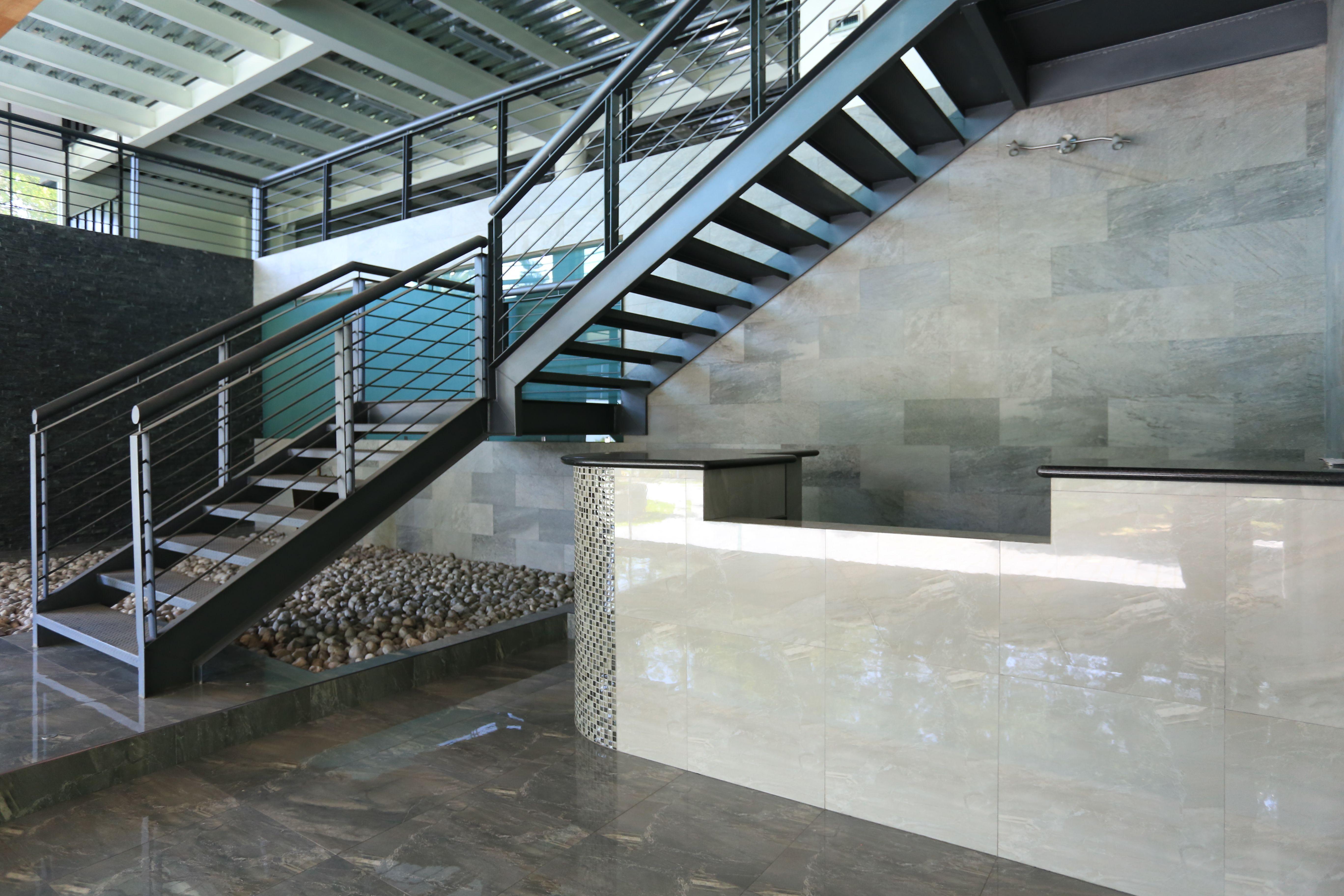 stairs escaleras obra loft merlo