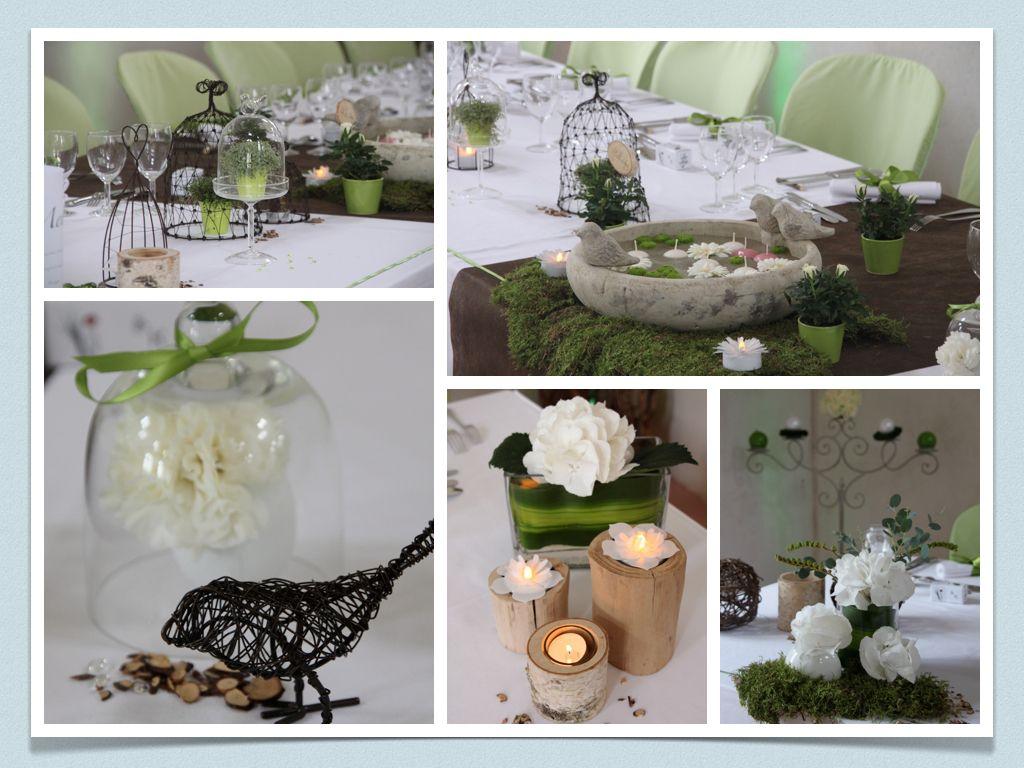 D coration mariage nature recherche google - Decoration zen et nature ...