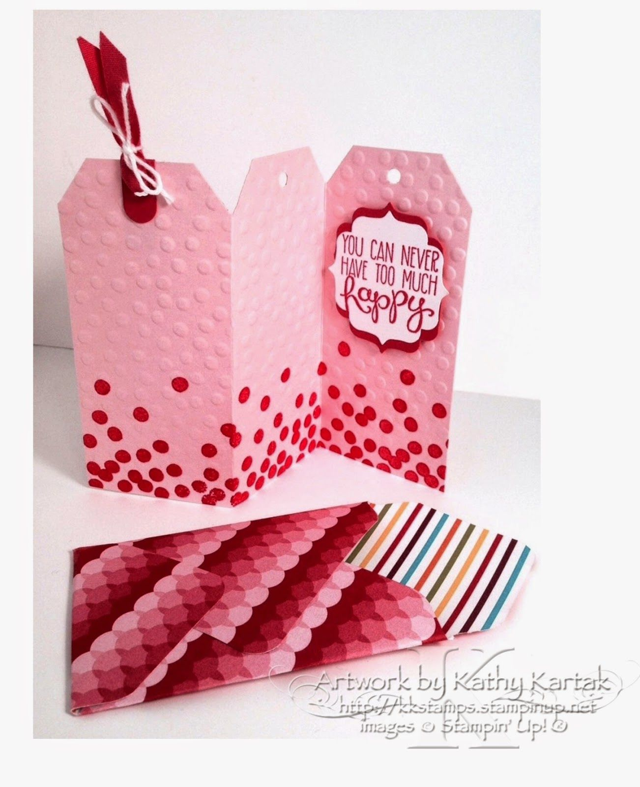 Creation Station Blog Hop--Confetti!!   Confetti, Blog and Cards