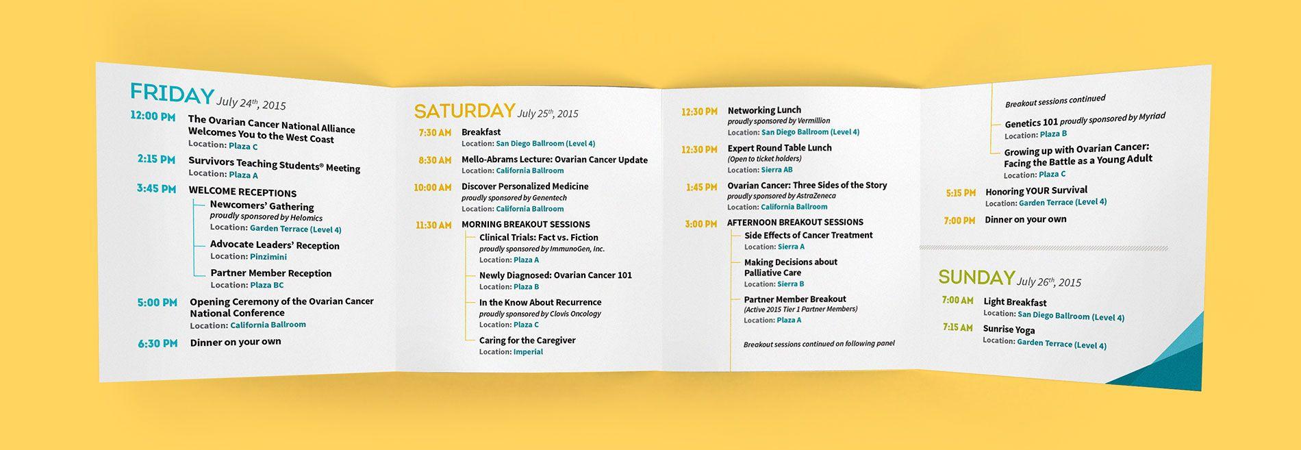 Interior Design Of The Pocket Agenda  Corporate Event Planning