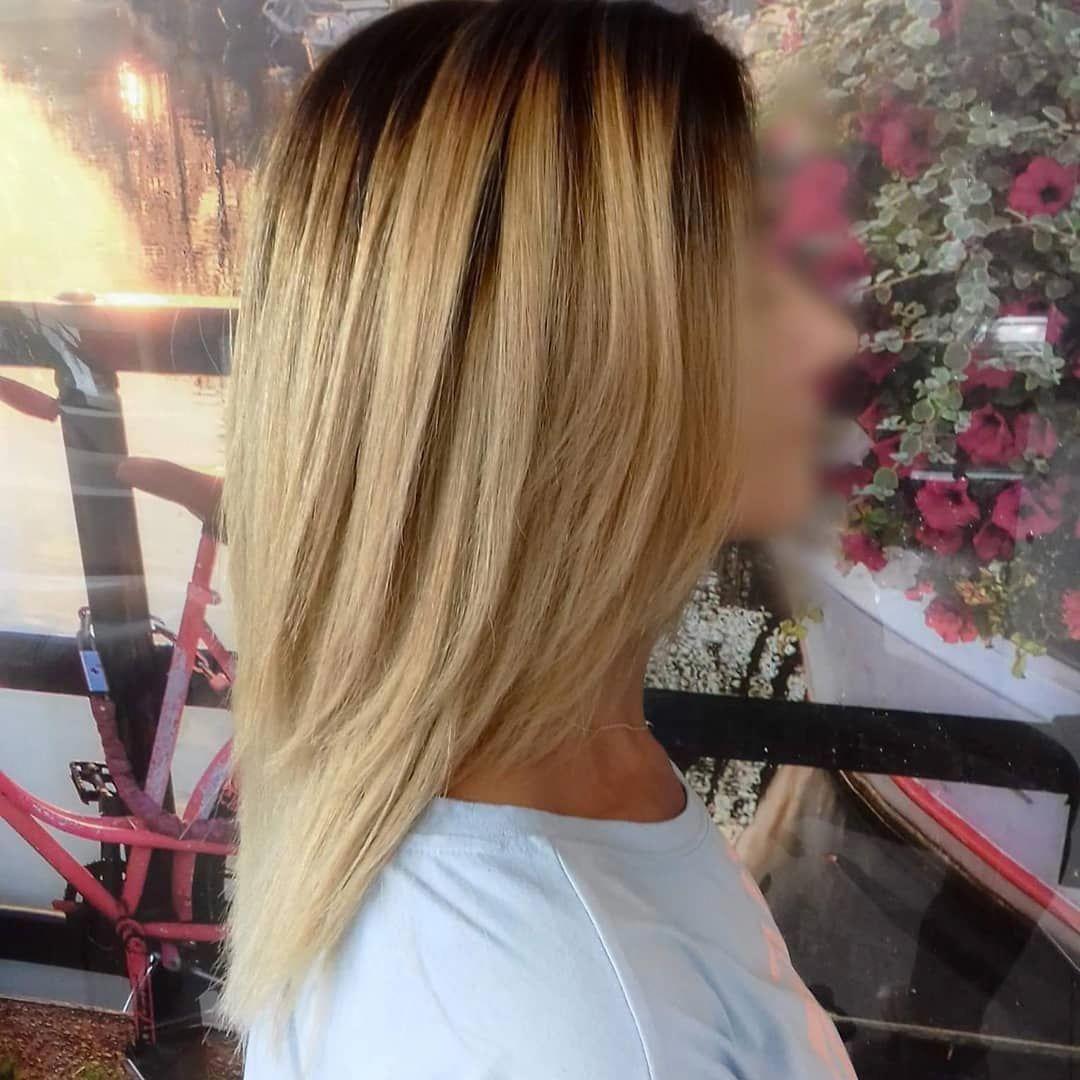 Hairgoals Pozbylimy Si Pomaraczowego Pigmentu A Nastpnie Wykreowalimy Przepikny Naturalny Blond Jak Wam Si Podoba S Hair Styles Long Hair Styles Hair Goals