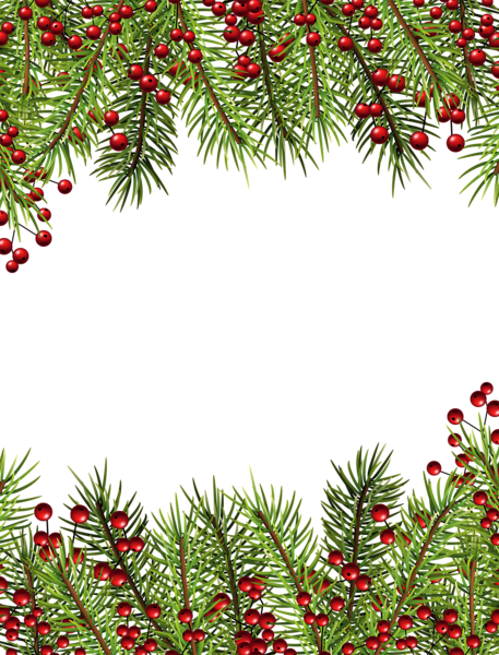 Christmas Holly Transparent Border Png Frame Christmas Card Background Christmas Holly Images Free Christmas Borders
