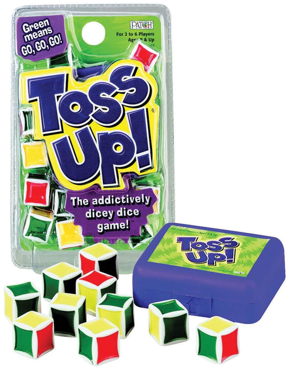 Toss Up Game Products Games Dice Games Kit Games