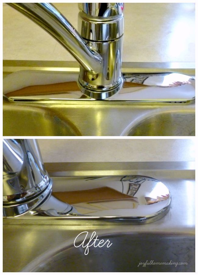 Vinegar as a Mineral Deposit Sink Cleanser | Minerals, Sinks and ...