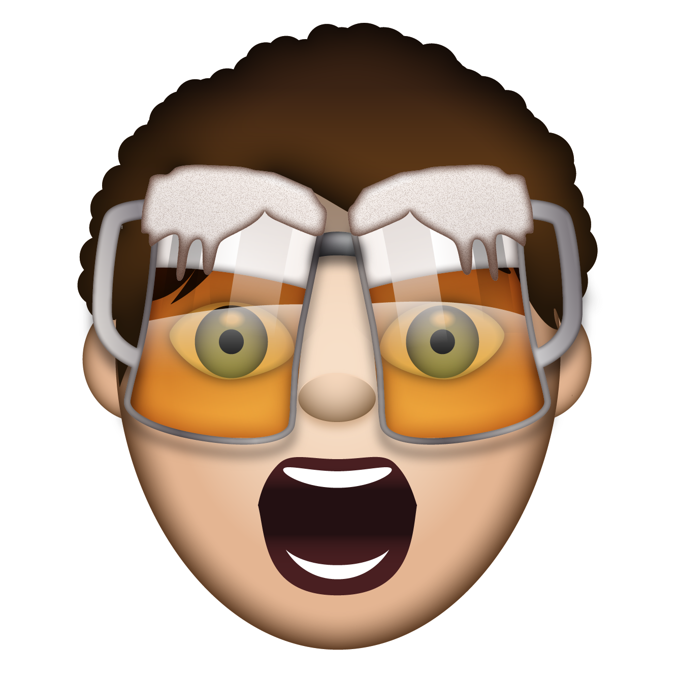 The Beer Goggles Guy Emoji, First world, Beer goggles