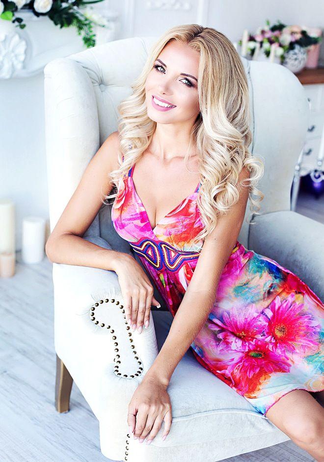 Russian sexy bride oksana