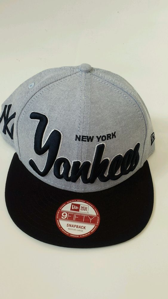New York 59Fifty Yankees New Era Hat Size Medium - Large  NewYorkYankees c19a571c00b