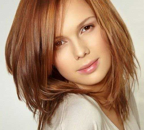 Emo Hairstyles And Long Hairstyle For Teens With Oval Face: Haircuts For Medium Thick Hair