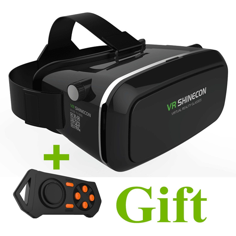 3d Vr Glasses Tsanglight Virtual Reality 3d Glasses Headset Head