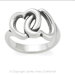 James Avery - great promise ring