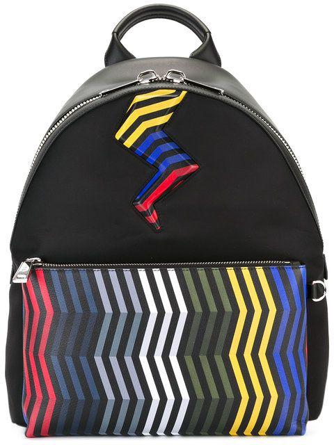 Fendi embellished backpack  92b62423eac38