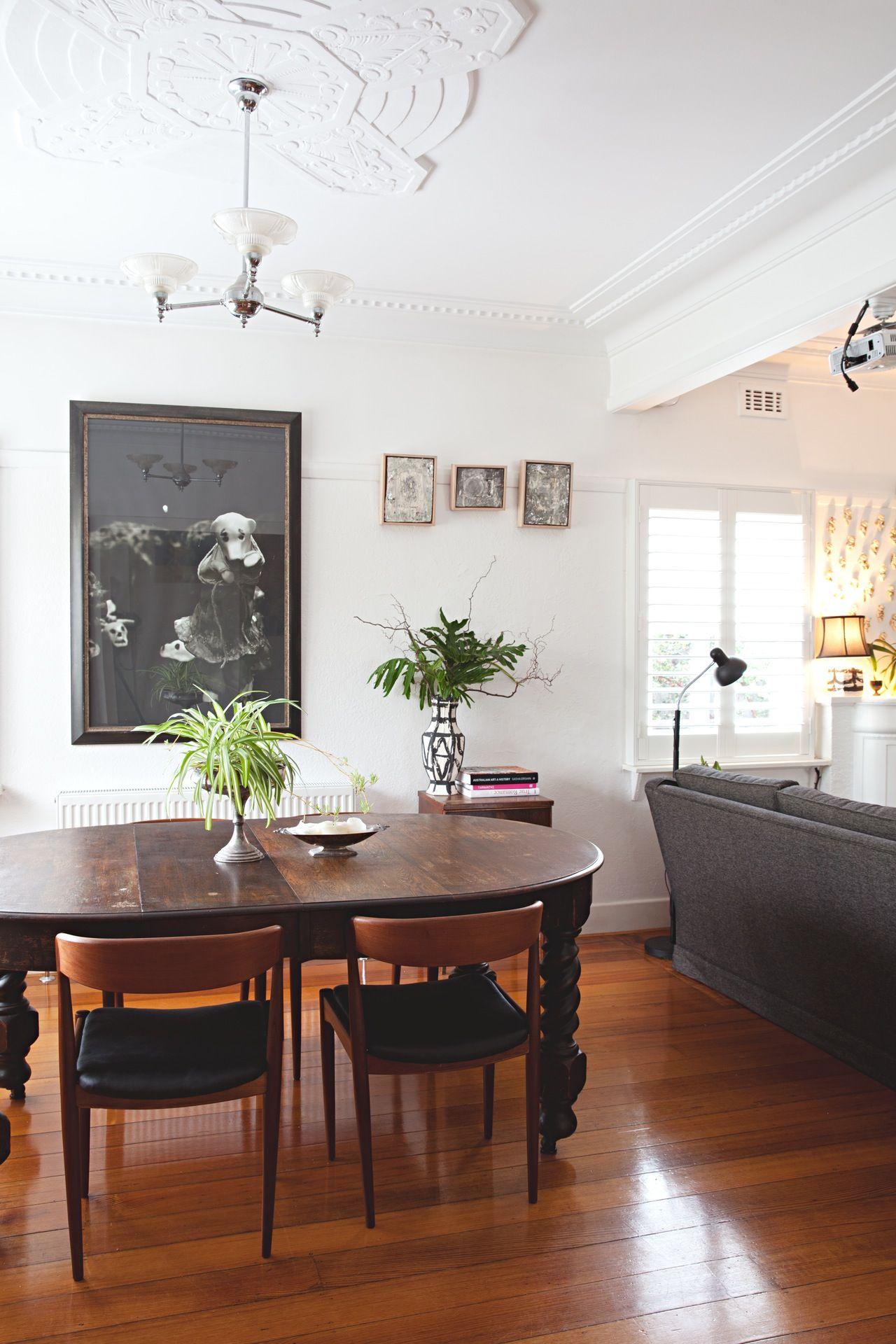 House Tour: An Art Deco, Art-Filled Australian Home | Art deco art ...