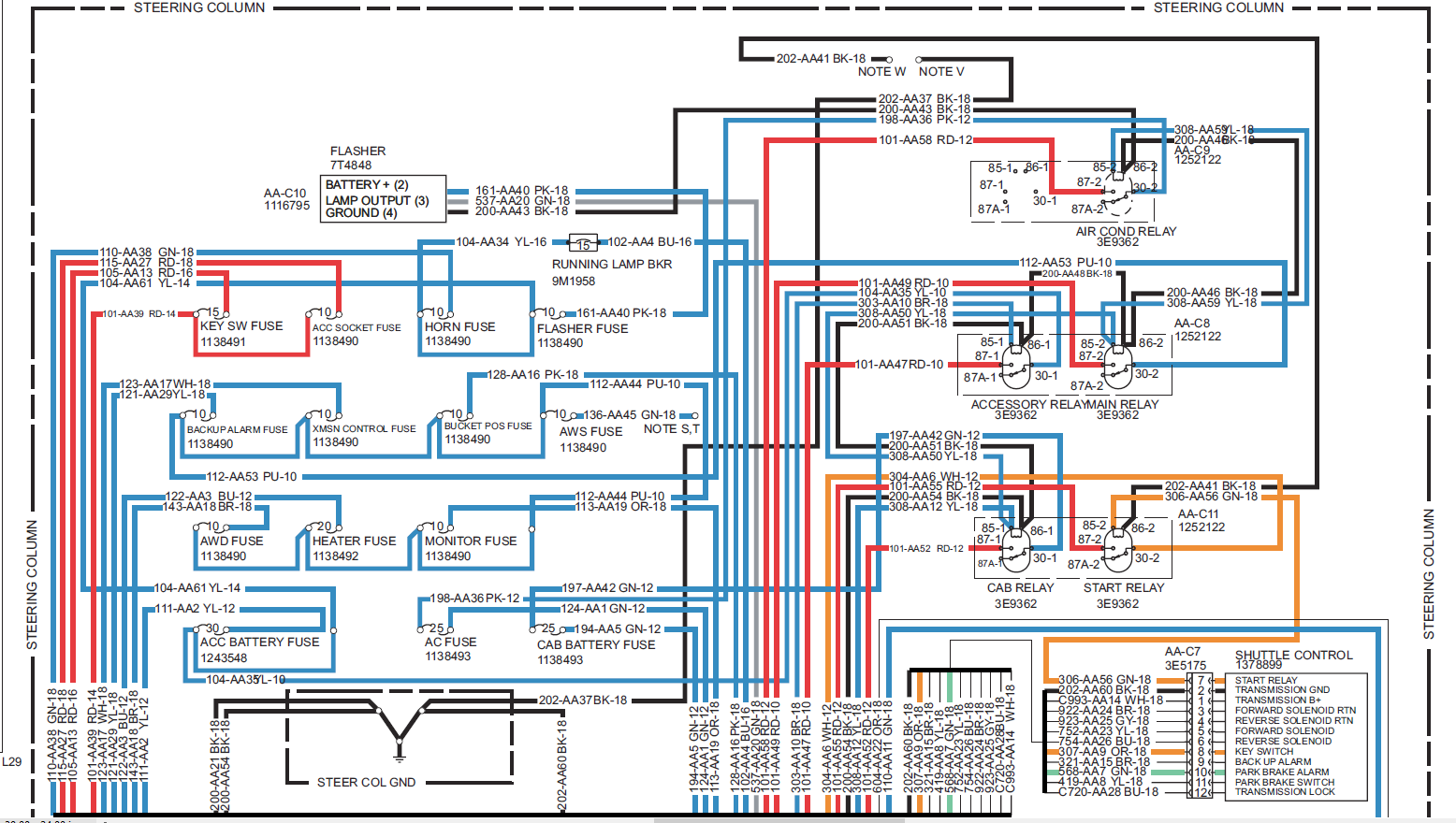 cat 416b wiring diagram wiring diagrams cat 416c wiring diagram schema diagram database cat 416b wiring [ 1556 x 880 Pixel ]