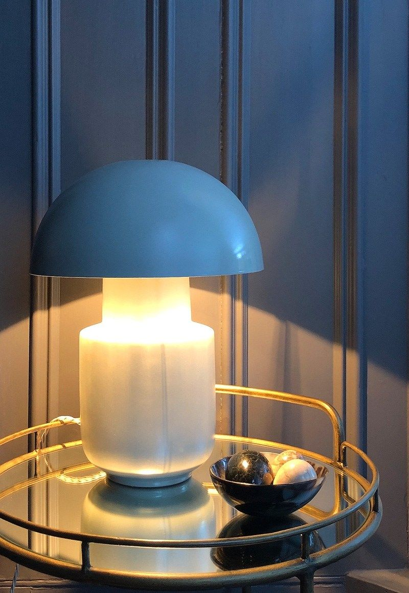 IKEA Hack DIY Table Lamp On A Budget Diy table lamp