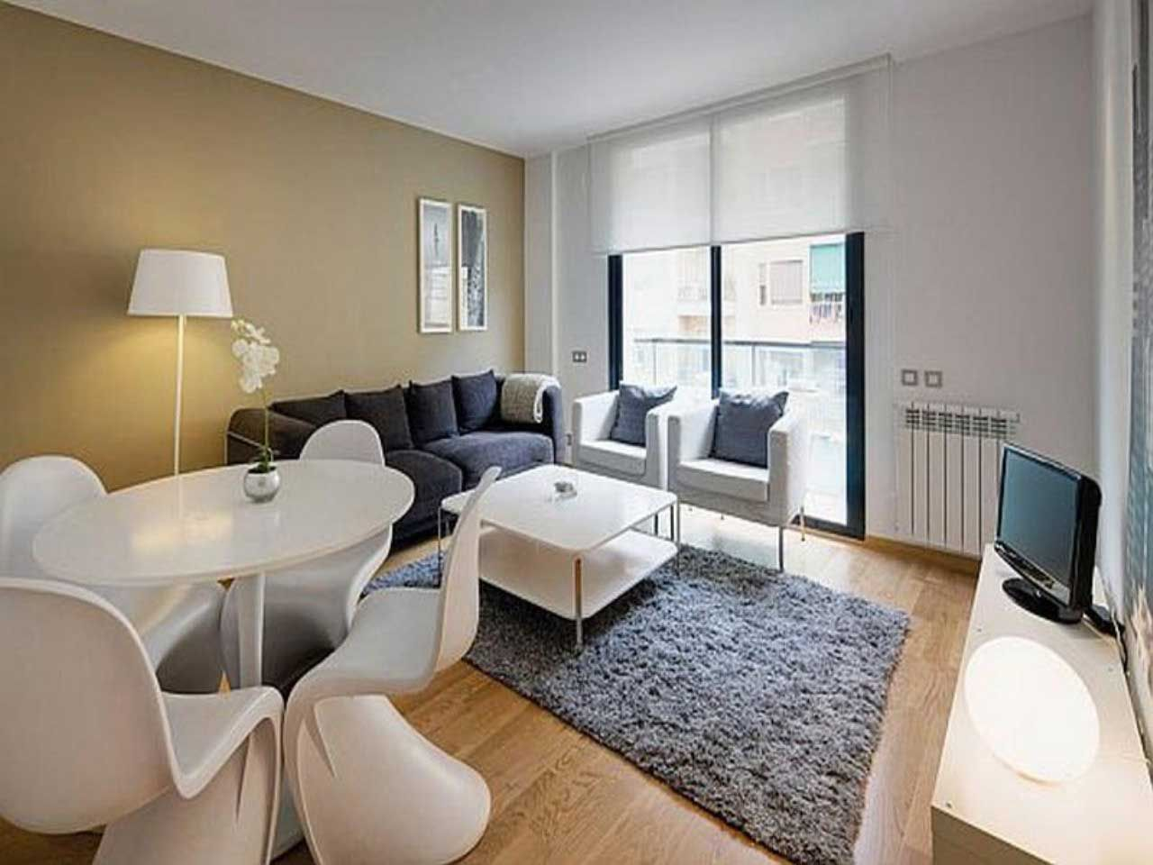 image titled decorate small. It Is Literally Just One Of Several Remarkable Visual Examples In The Post Titled Small Apartment Decorating Design Ideas. Image Decorate