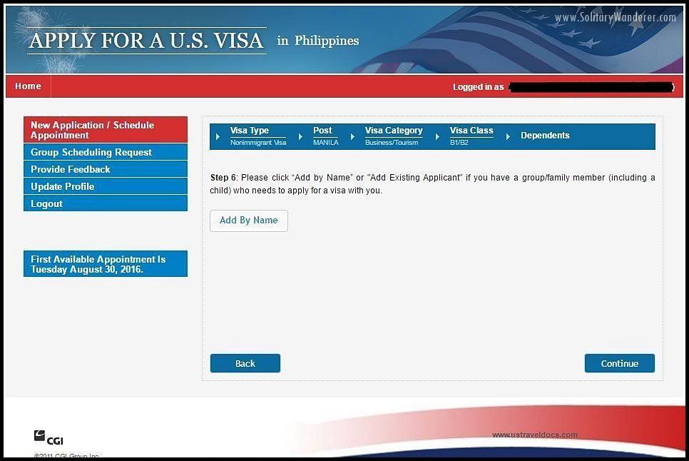 US VISA us visa Pinterest Manila and Interview process - best of sample invitation letter for visa application us