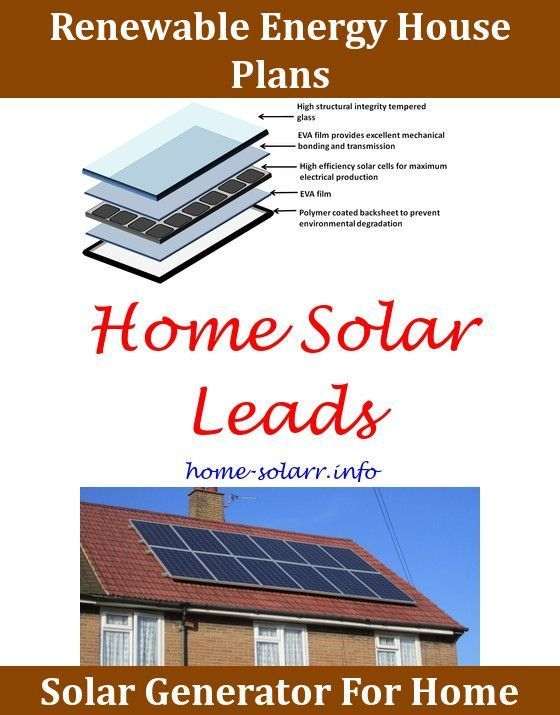 Commercial Solar Panels House Plans With How To