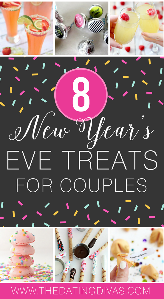 New Year's Eve Ideas for Couples and Families! The