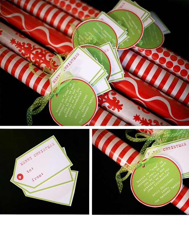 I am so doing this next year. Christmas neighbor gift | gift ideas ...