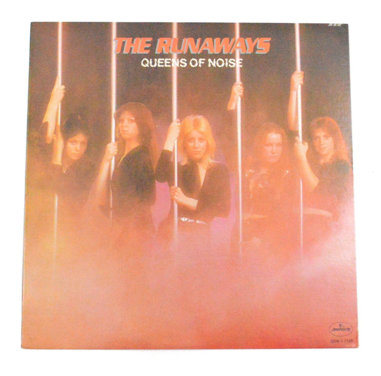 The Runaways Vinyl Records