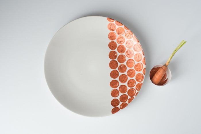DIY Thanksgiving Dinnerware Give Mismatched Plates a New Life! & DIY Thanksgiving Dinnerware: Give Mismatched Plates a New Life ...