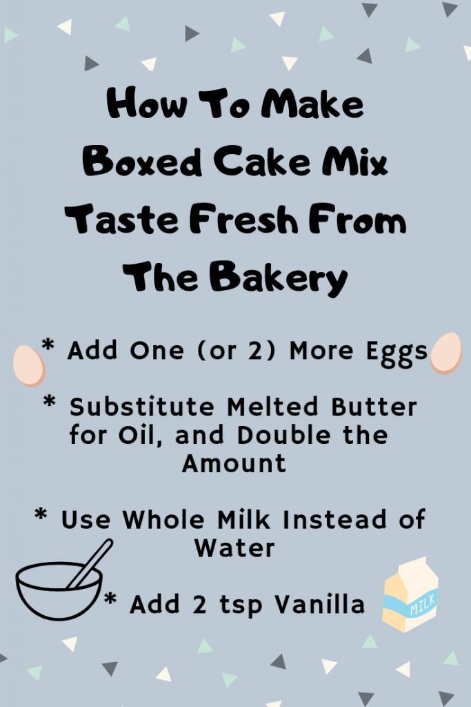 Ultimate Birthday Cake - My Farmhouse Table -   19 cake Mix tricks ideas