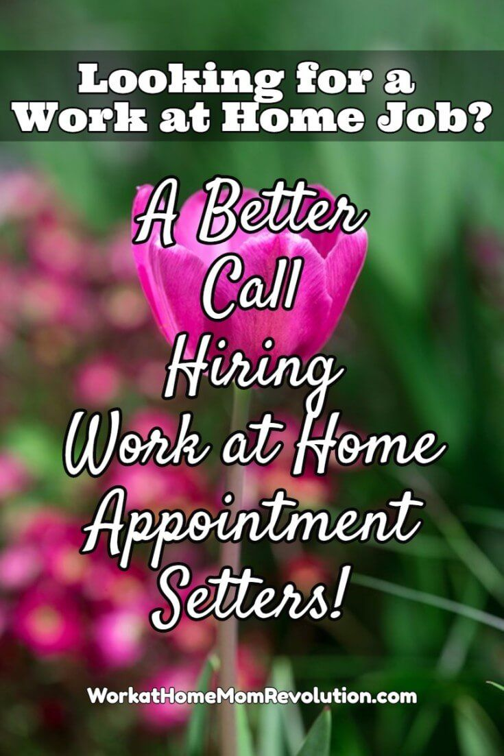 Work at Home: A Better Call Phone Jobs | Work at Home Jobs