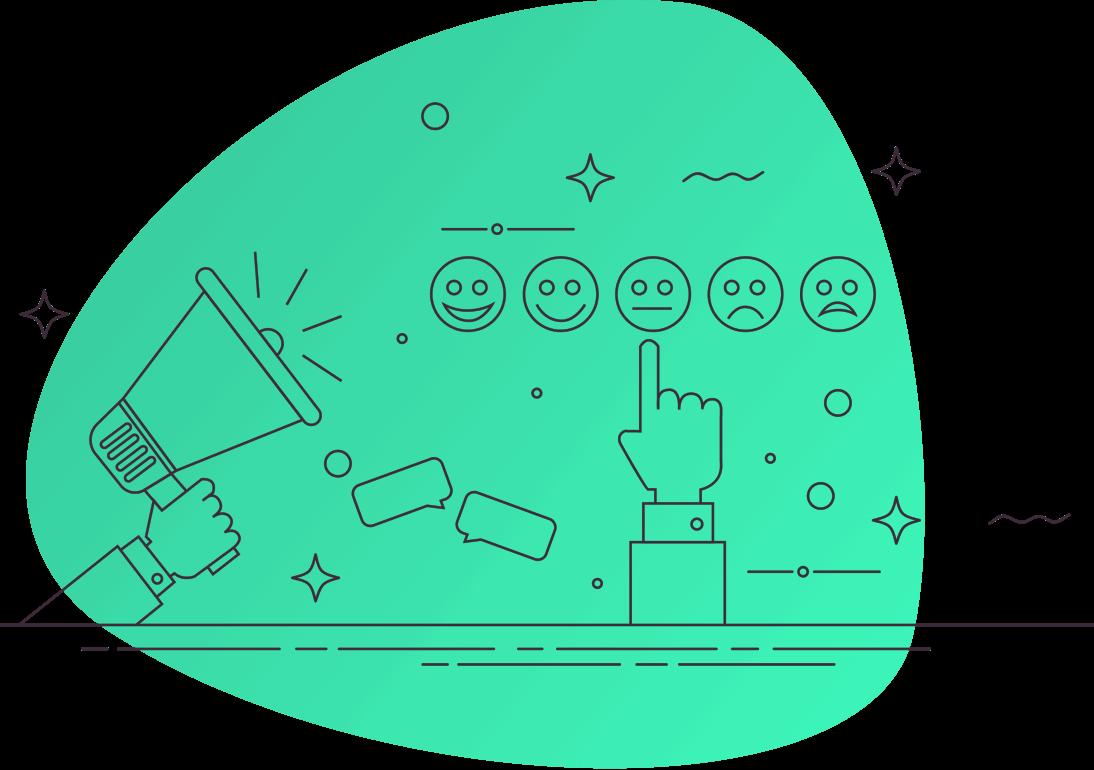 Analyze Feedback Using Reports Employee Feedback Survey Tools Employee