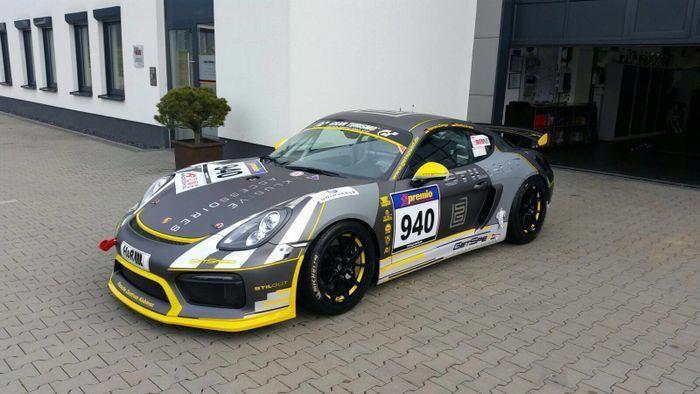 Porsche My Ride For This Season Porsche Cayman Gt4 Clubsport