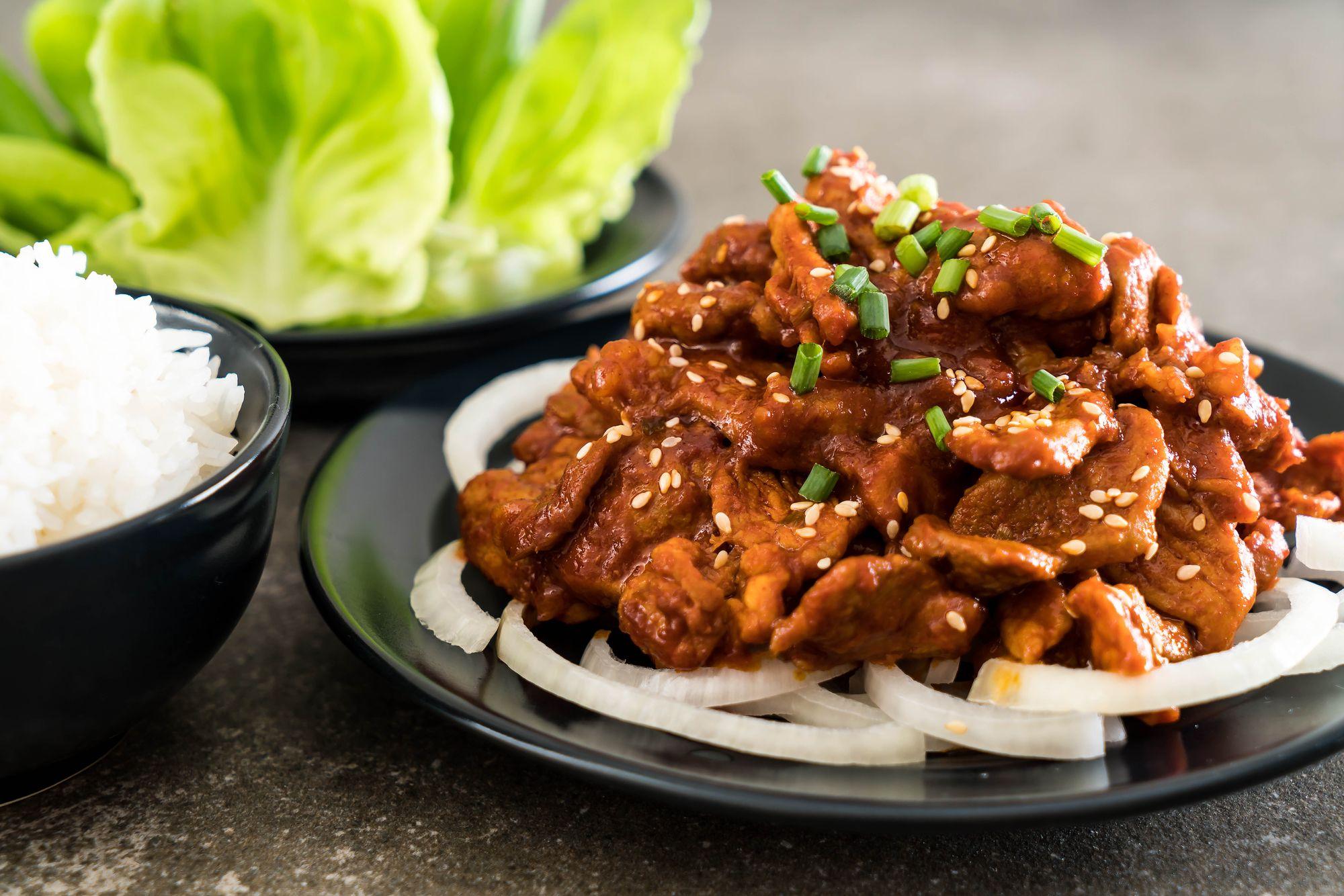 Bulgogi | Bulgogi, Cooking, Asian recipes