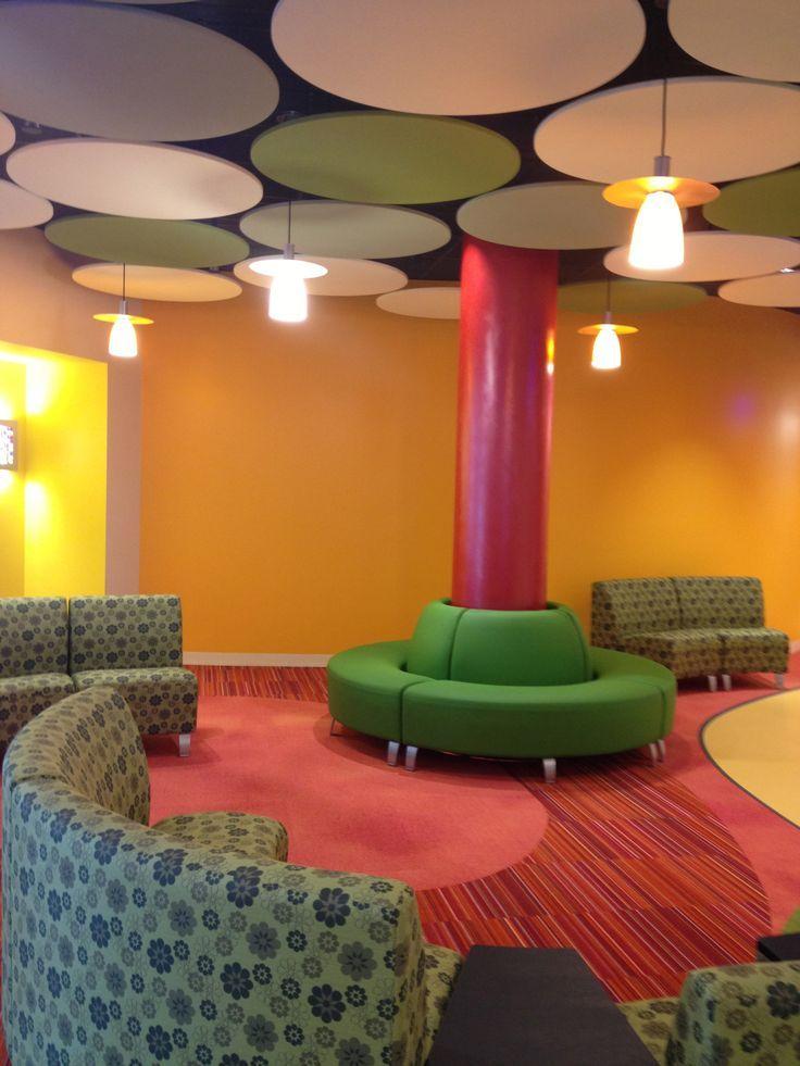 carpet Pediatric specialties, Installation, Carpet