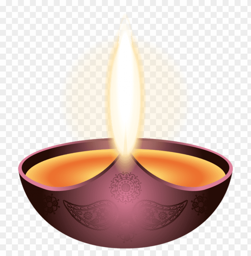 Download Purple Candle Happy Diwali Clipart Png Photo Png Free Png Images Purple Candles Diwali Diwali Diya