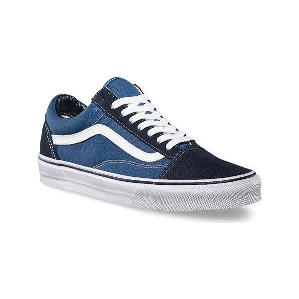 7e43e41143 Vans Old Skool Sneaker ( 55) ❤ liked on Polyvore featuring shoes ...