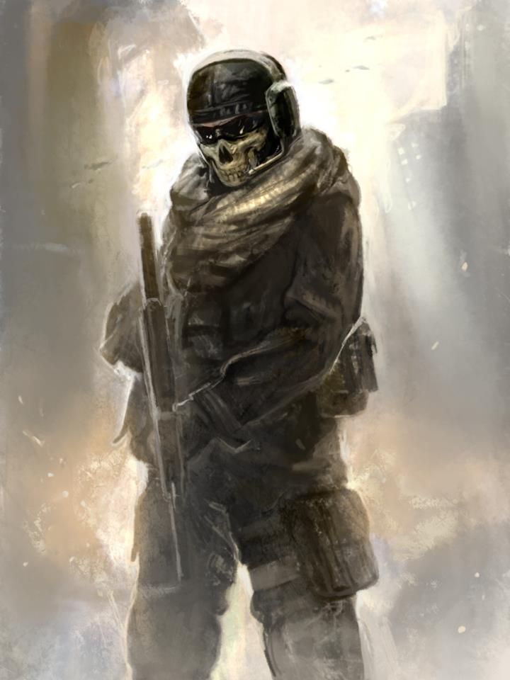 Call Of Duty Modern Warfare 2 Was My First Call Of Duty Game