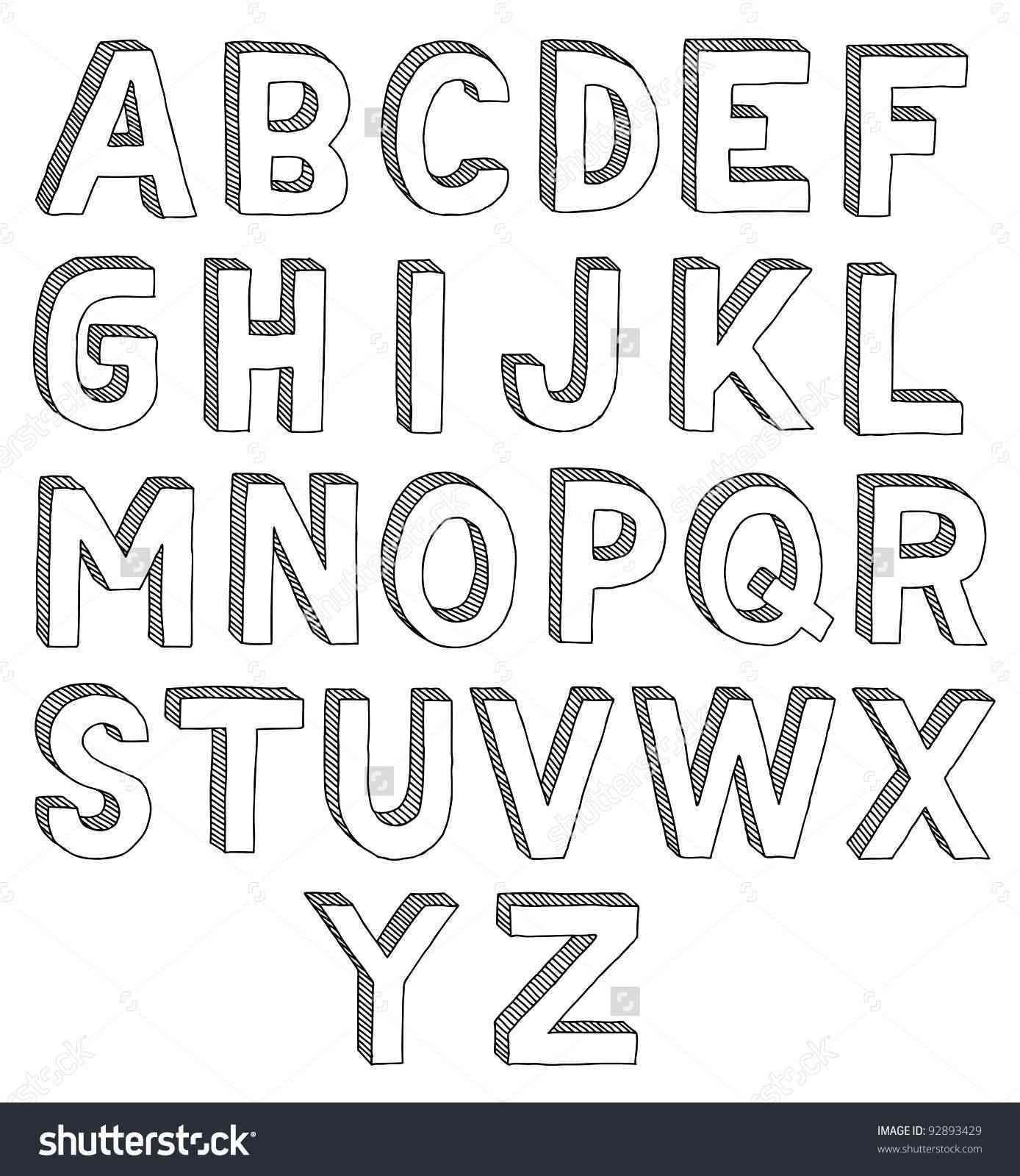 Best Of Fancy Bubble Letters M (15 Images)