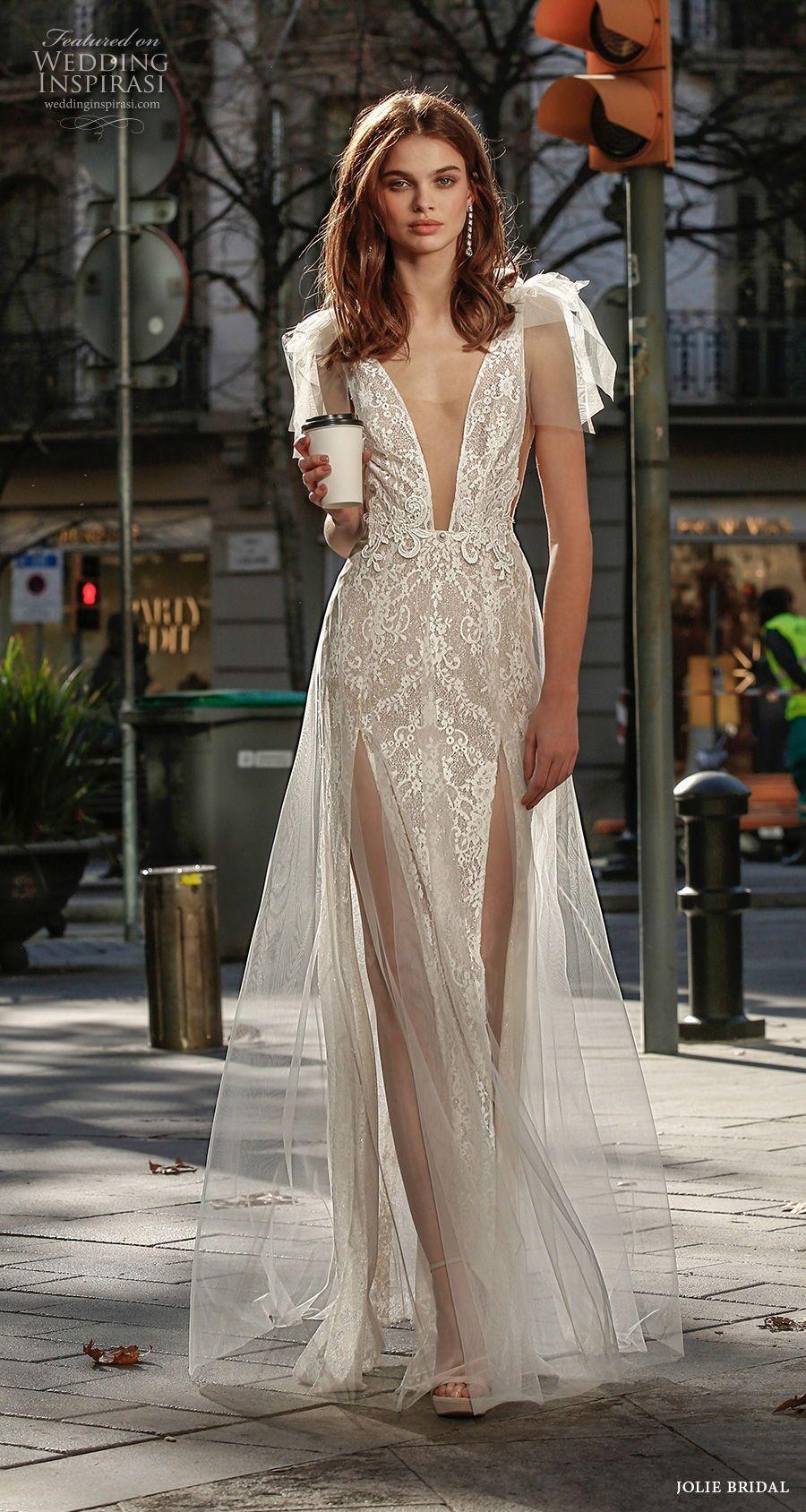 First Look jolie bridal Spring 2021 Wedding Dresses 2020
